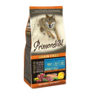 Primordial taimen-ankka